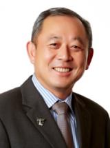 UH President Deli Chen