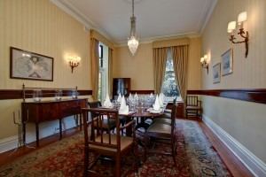 Professors' Walk Private Dining - Regency