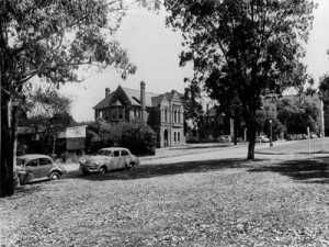 University House 1956