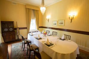 Professors' Walk - Private Dining - Regency Room