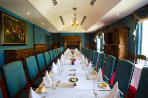 Professors' Walk Private Dining - Karagheusian Room