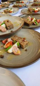 Confit Duck Salad Lyonnaise