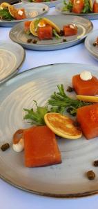Whisky Cured Atlantic Salmon