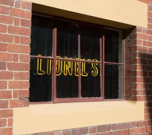 Lionel's Sign